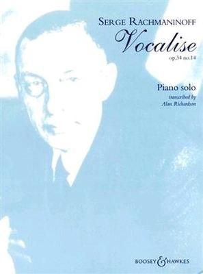 Vocalise op. 34 no 14 / Sergei Rachmaninov / Boosey & Hawkes