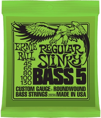 Ernie Ball 2836 RoundWound .045-.130 Regular Slinky