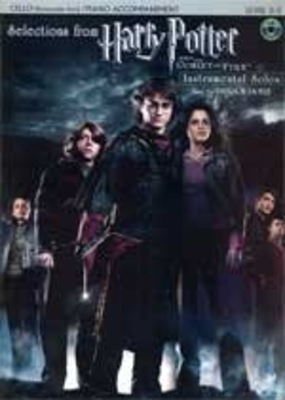 Harry Potter and the goblet of fire (+CD) / Doyle Patrick / Alfred Publishing