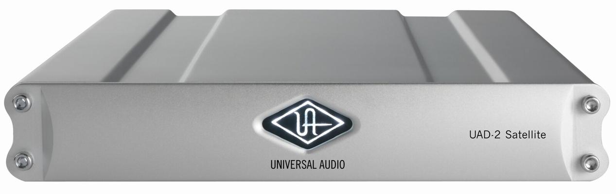 Universal Audio UAD-2SD Satellite DUO Core (firewire), incl .Analog Classics Bundle
