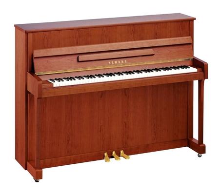 Yamaha Pianos Acoustic B2 SNC Cerisier naturel satiné, 113 cm