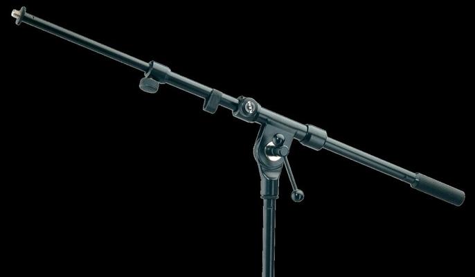 K & M 211/1 Perche Microphone pour Support Spider