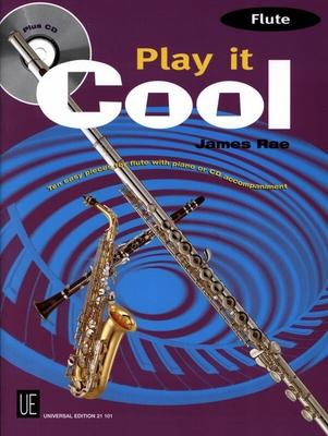 Play it Cool / Rae James / Universal Edition
