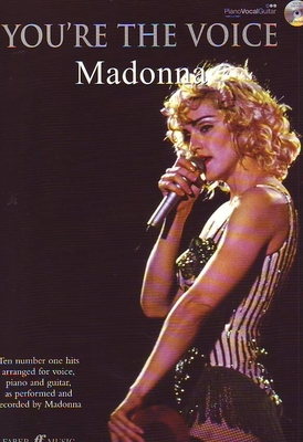 You're the voice / You're The Voice : Madonna / Madonna / Faber Music