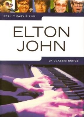Really easy piano / Really Easy Piano: Elton John / John, Elton (Artist) / Wise Publications