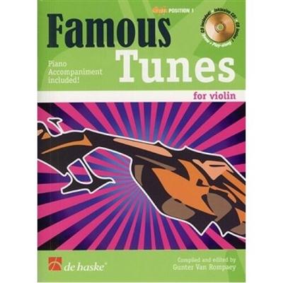 Famous tunes / Gunter van Rompaey / De Haske