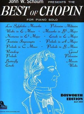Das Beste Von Chopin / Chopin Frédéric / Bosworth