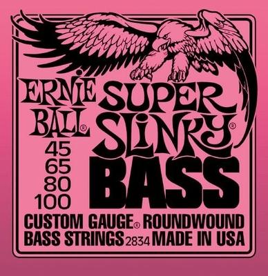 Ernie Ball EB2834 Super Slinky 045-100