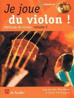 Je joue du violon vol. 2 / Van Elst/Meuris/Van Rompaey / De Haske