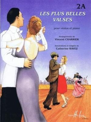 Les plus belles valses, vol. 2A /  / Henry Lemoine