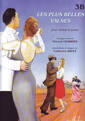 Les plus belles valses, vol. 3B /  / Henry Lemoine