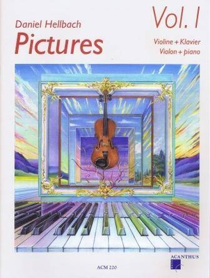 Pictures vol. 1 / Hellbach Daniel / Acanthus