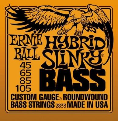 Ernie Ball EB2833 Hybrid Slinky 045-105