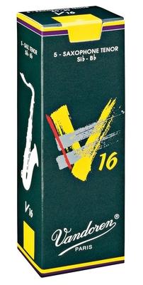 Vandoren V16 Sax ténor sib 2.0 Box 5 pc