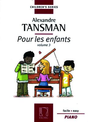 Durand-Salabert-Eschig-Children's Series / Pour les enfants Vol. 3 / Alexandre Tansman / Durand
