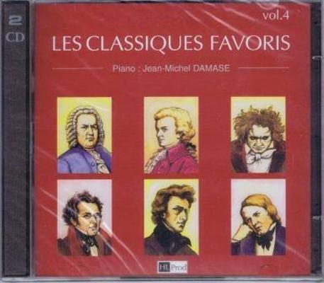 Les classiques favoris du piano vol. 4 CD /  / Henry Lemoine