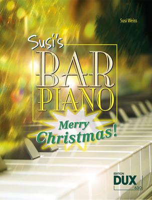 Susi's Bar Piano – Merry Christmas / Weiss / Dux