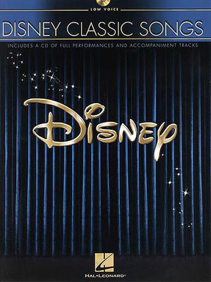 Disney Classic Songs (Low Voice) /  / Hal Leonard