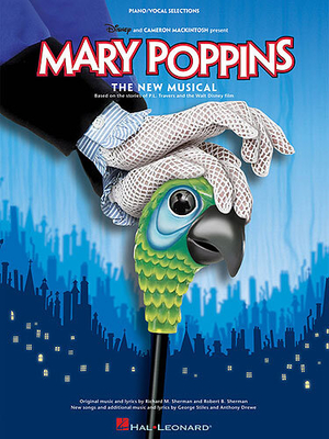 Walt Disney / Mary Poppins: The Musical, Vocal Selections (PVG) /  / Hal Leonard