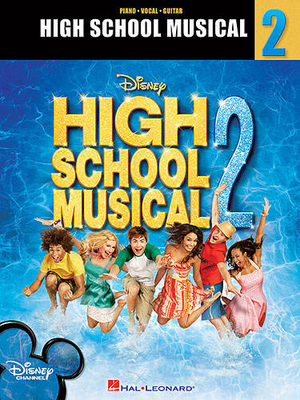 Piano-Vocal-Guitar Songbook / High School Musical 2 – Sing It All Or Nothing / Lawrence, David (Composer); Armato, Antonina (Composer); Petersen, Randy (Composer); Quinn, Kevin (Composer); Nevil, Robbie (Composer); Gerrard, Matthew (Composer); Houston, Jamie (Composer); Watts, Adam (Composer); Dodd, Andy (Composer); Greenberg, Faye (Composer); James, Tim (Composer) / Hal Leonard