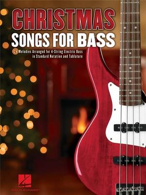 Christmas Songs For Bass /  / Hal Leonard