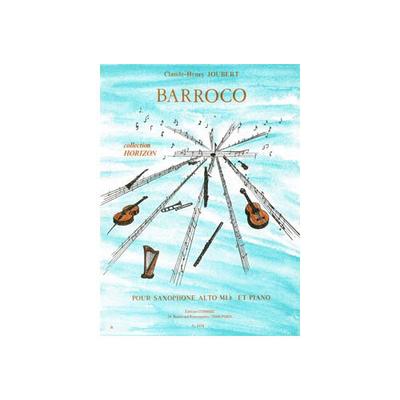 Barroco / Joubert Claude Henry / Combre
