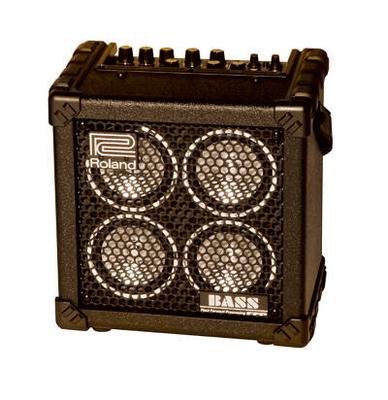 Roland MCB-RX Micro Cube Bass RX stéréo avec batterie