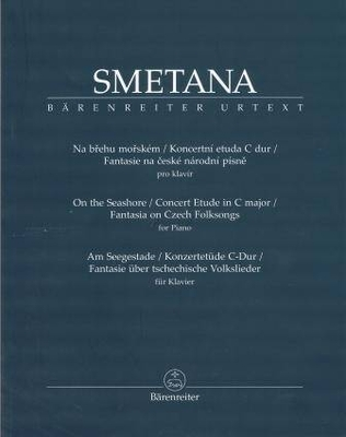 Fantaisie sur des chants folkloriques tchèques / Smetana Bedrich / Bärenreiter