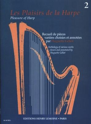 Les plaisirs de la harpe vol. 2 /  / Henry Lemoine