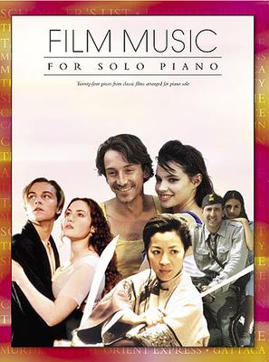 Film music for solo piano /  / Chester