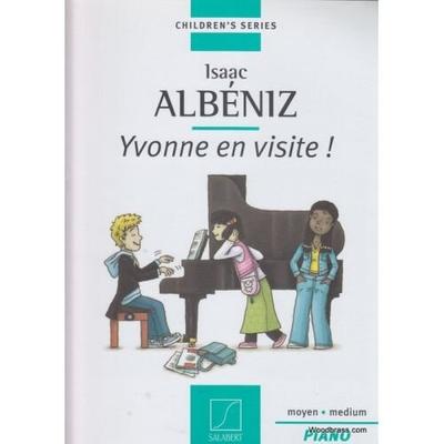 Yvonne En Visite / Isaac Albéniz / Salabert
