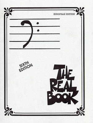 The Real Book Sixth Edition (Bass Clef Instruments) /  / Hal Leonard