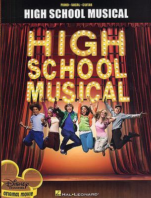 Walt Disney / High School Musical, Selections (PVG) / Cham, Ray (Composer); Nevil, Robbie (Composer); Gerrard, Matthew (Composer); Houston, Jamie (Composer); Watts, Adam (Composer); Dodd, Andy (Composer) / Hal Leonard