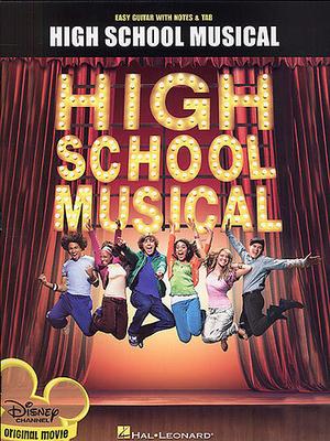 Walt Disney / High School Musical For Easy Guitar /  / Hal Leonard