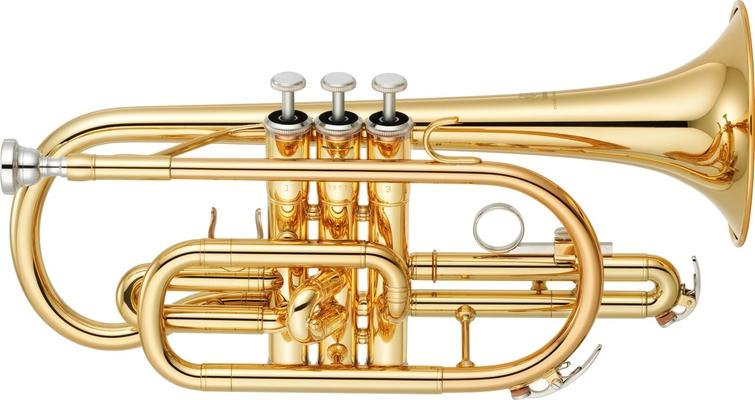 Yamaha Winds YCR-2330 III Bb Laquée doré