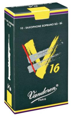 Vandoren V16 Sax soprano sib 2.5 10pc