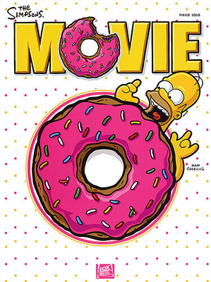 The Simpsons Movie: Piano Solo Songbook / Zimmer, Hans (Composer) / Hal Leonard