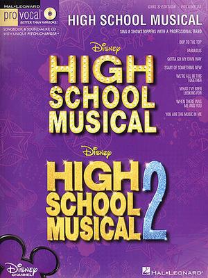 Pro Vocal / Pro Vocal Volume 28: High School Musical (Female Edition) /  / Hal Leonard