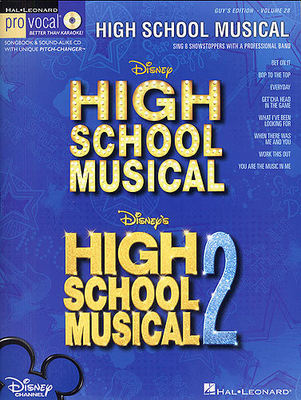 Pro Vocal / Pro Vocal Volume 28: High School Musical (Male Edition) /  / Hal Leonard