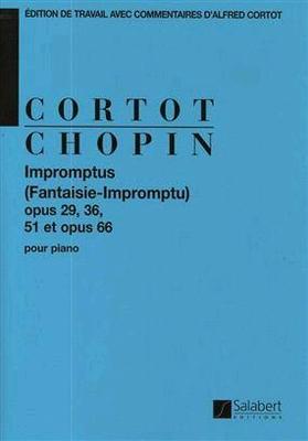 Impromptus / Chopin Frédéric / Salabert