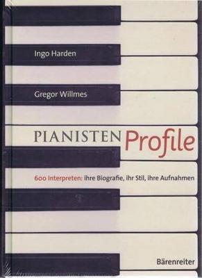 Pianisten Profile / Harden I./Willmes G. / Bärenreiter