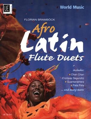 Afro Latin flute duets / Bramböck Florian / Universal Edition