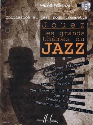 Jouez les grands thèmes du jazz vol. 1 / Pellegrino Michel / Henry Lemoine