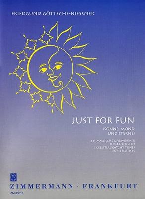 Just for Fun Sonne Mond und Sterne / Göttsche-Niessner Friedgund / Zimmermann