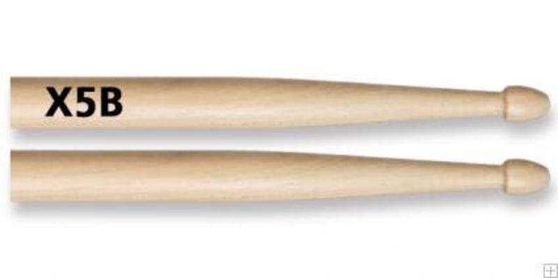 Vic Firth American Classic X5B Extreme L = 419mm D = 151mm Wood Tip
