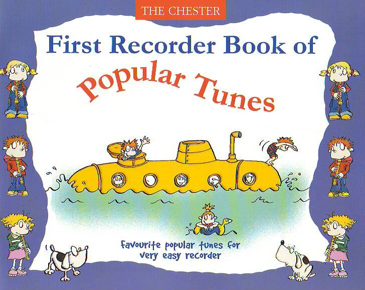 First recorder book popular /  / Chester : photo 1