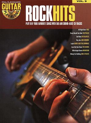 Guitar Play-Along / Guitar Play-Along Volume 9: Rock Hits (Book And CD) /  / Hal Leonard