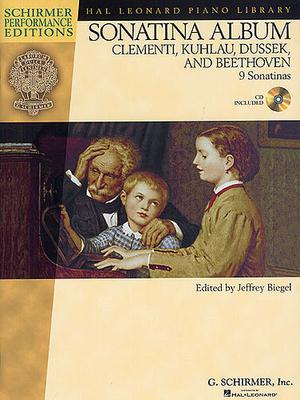 Sonatina Album (ed. Biegel) / Biegel, Jeffrey (Editor) / G. Schirmer