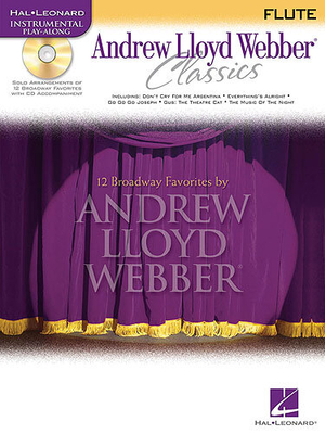 Instrumental Play-Along / Instrumental Play-Along: Andrew Lloyd Webber Classics (Flute) / Lloyd Webber, Andrew (Composer) / Hal Leonard