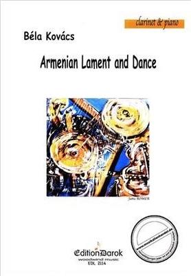 Armenian Lament and Dance / Bela Kovacs / Darok